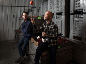 The Brothers Behind the Cider